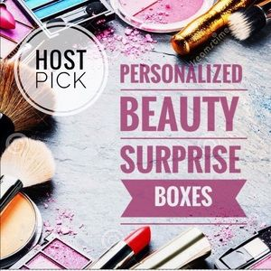 5 Stars ✨Personalized Beauty Boxes!